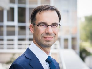 Justinas Ivaška, General Manager of BIO1